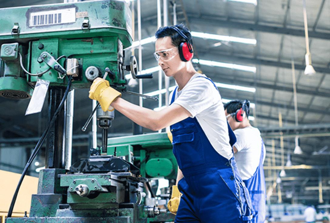 日本国内の外国人労働者の増加