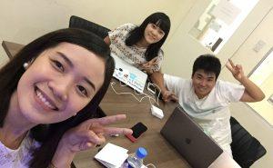 テック系有名ブロガーの迫さんが彼女と一緒にKredoのIT×英語留学を体験!