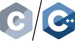 C,C++logo