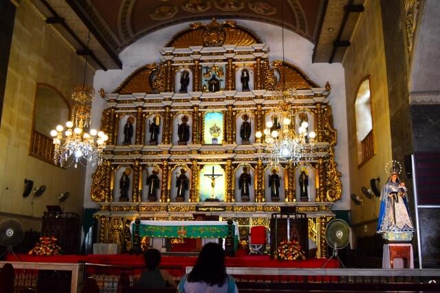 セブ島 ツアー サントニーニョ教会